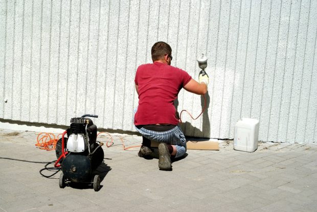 Why you should use a Paint Sprayer for your Next Paint Job