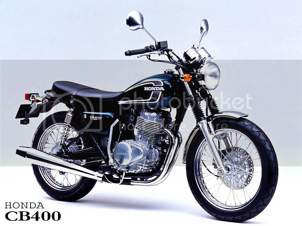 Honda CB 100 Legenda Motor Indonesia BOTs