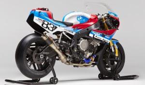 Praëm BMW S1000RR endurance racer