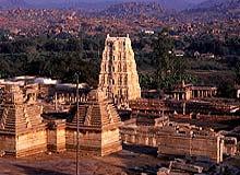 Virupaksha Himpi, Karnataka