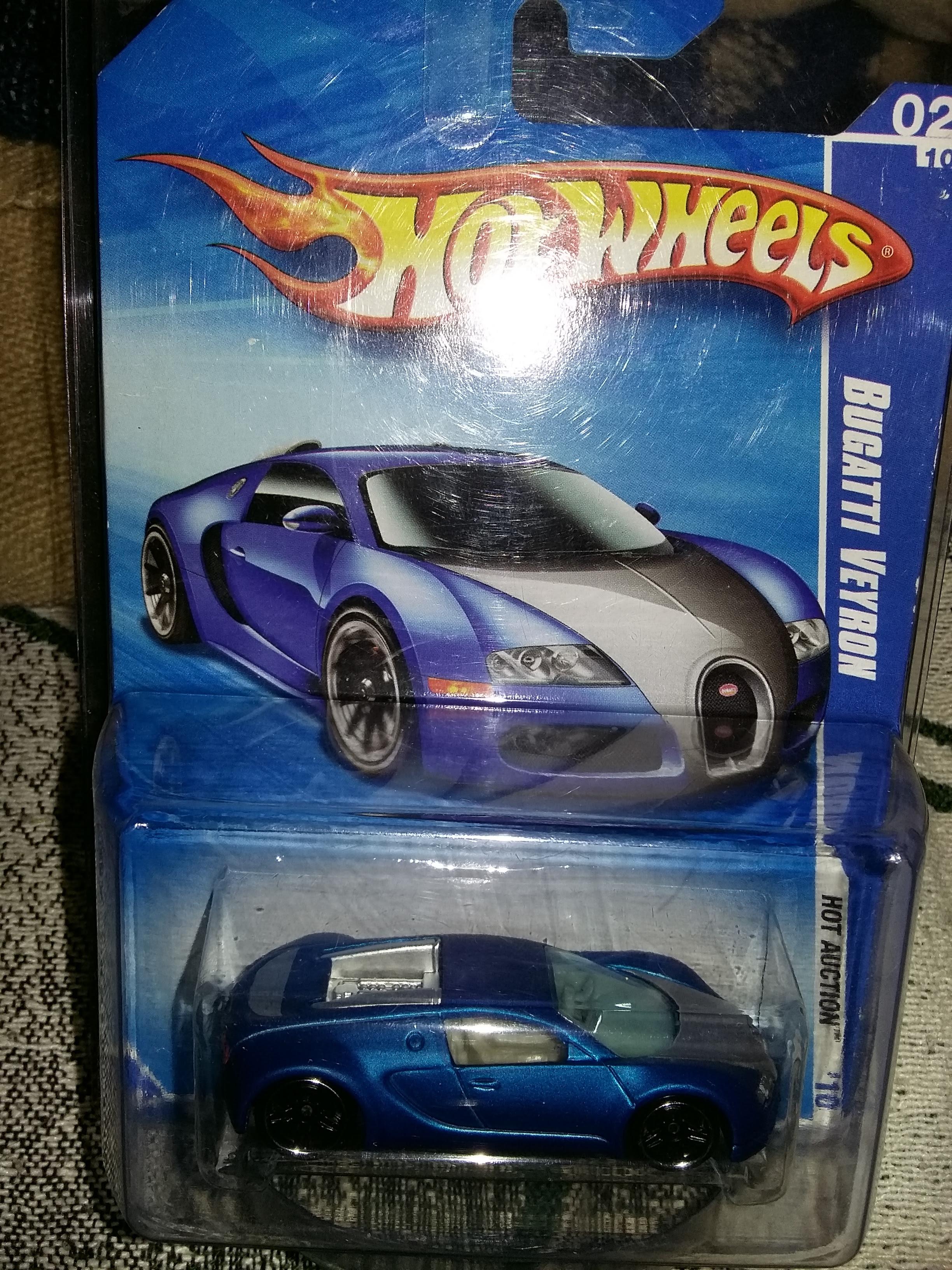 Bugatti Veyron - Hot Wheels Wiki