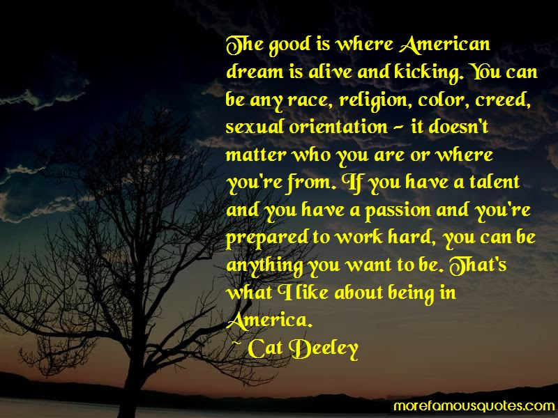 Quotes About The American Dream Being Alive Top 1 The American