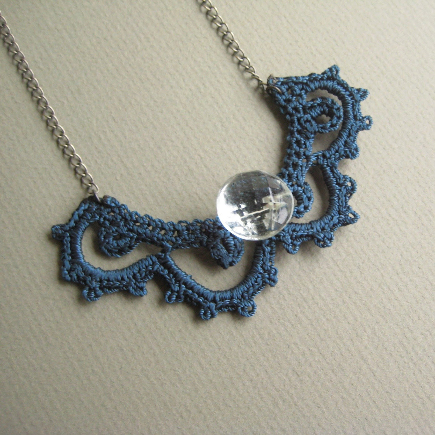 SALE   Nyberg Necklace (brass chain)