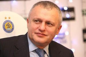 Суркис не верит, что Алиев мог жаловаться на систему тренировок Динамо