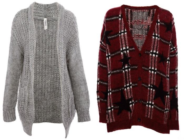 chaquetas de lana pull and bear