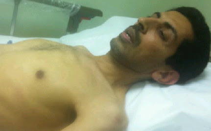 Bahrain Hunger Striker At Risk of Death