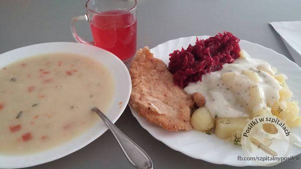Jedzenie Szpitalne W Niemczech