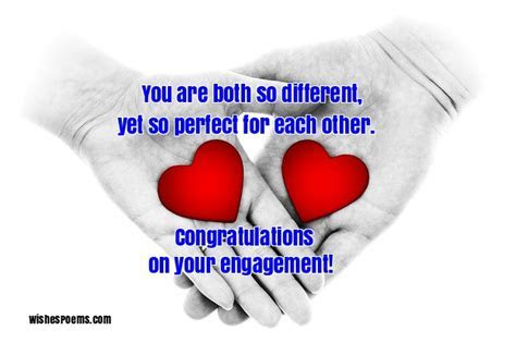 80 Engagement Wishes   Congratulations Quotes, Messages