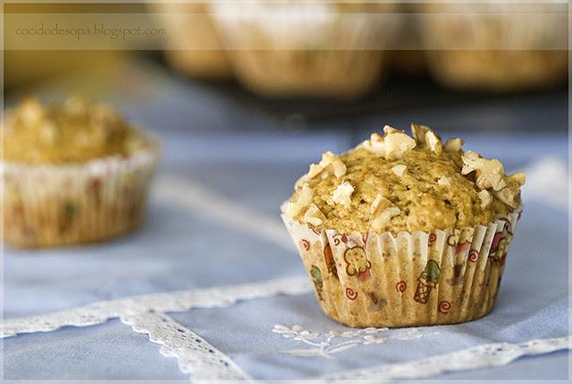 Muffins de zanahoria_mandarina_nueces_2
