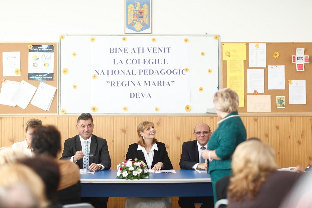 Principesa Maria, vizită în municipiul Deva