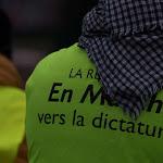 Gilet jaune de Horbourg-Wihr jugé pour outrages : délibéré le 11 juin