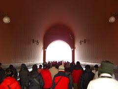 Through Tiananmen - Forbidden City