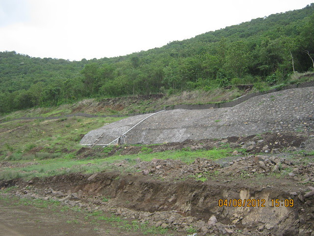 Cut, Demolished & Destroyed Hill of XRBIA Hinjewadi Pune - Nere Dattawadi, on Marunji Road, approx 7 kms from KPIT Cummins at Hinjewadi IT Park - 130