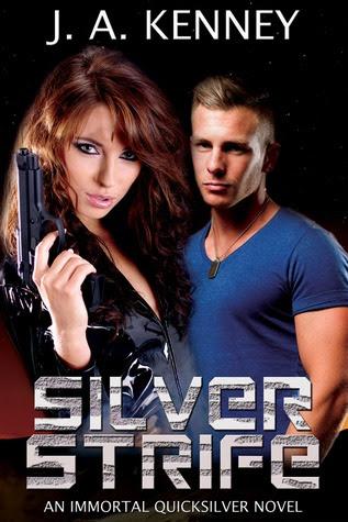 Silver Strife (Immortal Quicksilver #1)