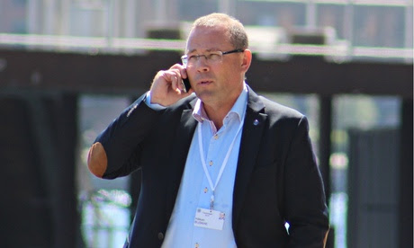 Bilderberg - Saab patrão