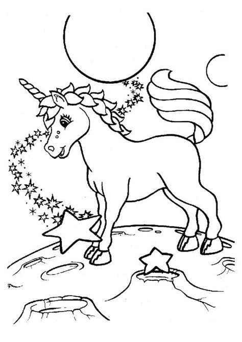 print coloring image adult coloring book pages unicorn