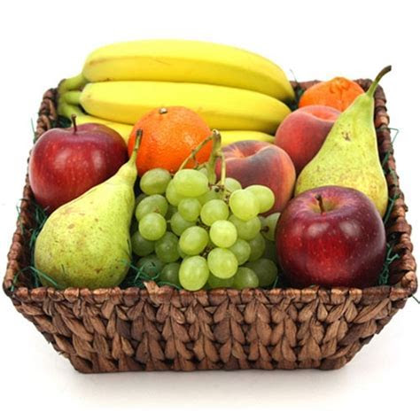 Four Seasons Fruit Basket   Send Fruit UK   ExpressGiftService