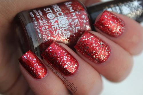 Rimmel Ruby Crush on Flickr.Such a christmas-y nail polish!www.coewless.wordpress.com