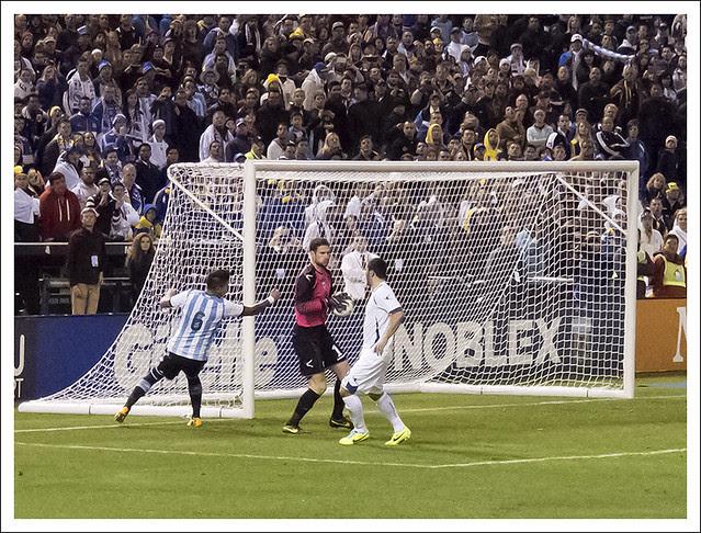 Argentina v Bosnia 2