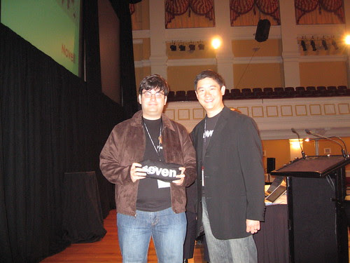 Ben Goodger and Tony Chor