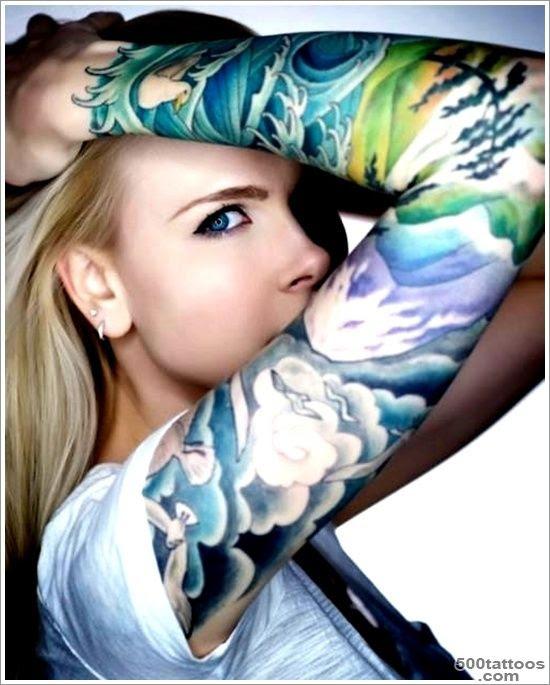 Water Tattoo Photo Num 6120