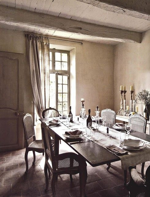 Simple French elegance ...