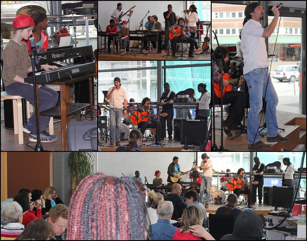 The Jordbro World Orchestra