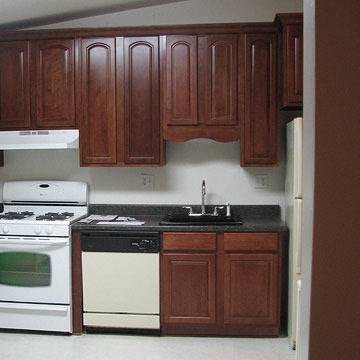 Roundup: 10 Inspiring Kitchen Cabinet Makeovers » Curbly | DIY ...