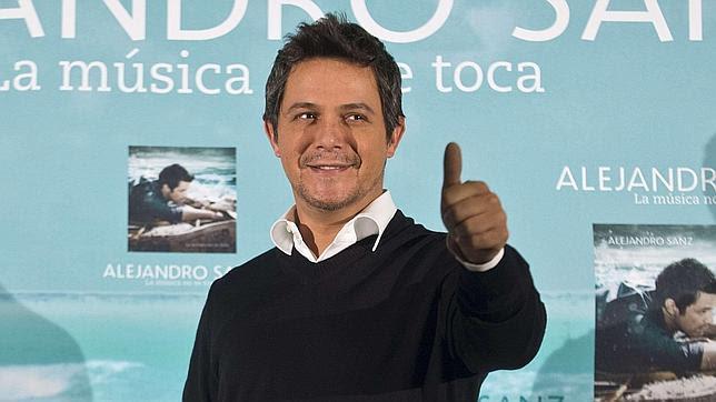 Alejandro Sanz, music, pop music, Spain