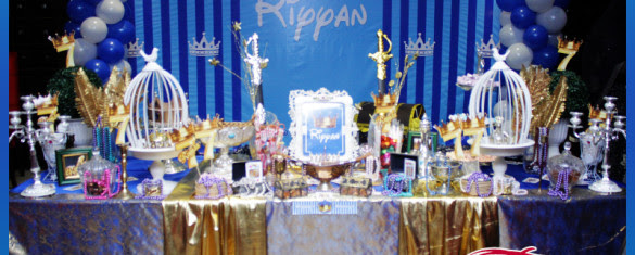 Royal King Boy Birthday Party Theme Ideas In Pakistan