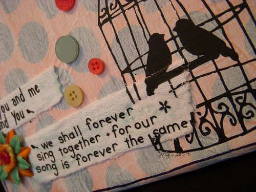 We Shall sing Forever close