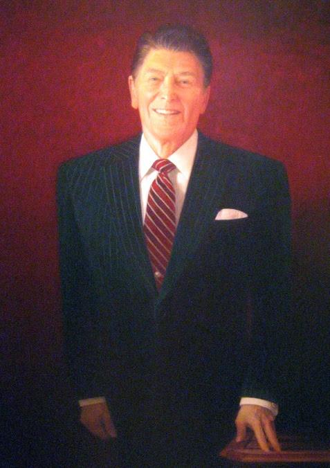 Ronald Reagan (Henry Casselli)