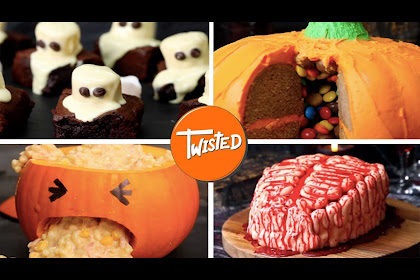 View Halloween Snack Recipes Pictures