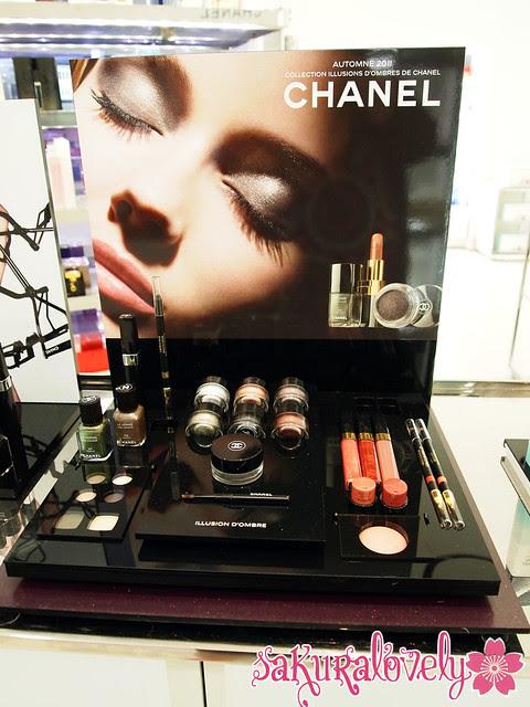 Chanel Fall 2011
