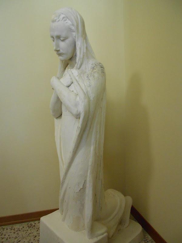 Madonna della pace di Virgilio Milani