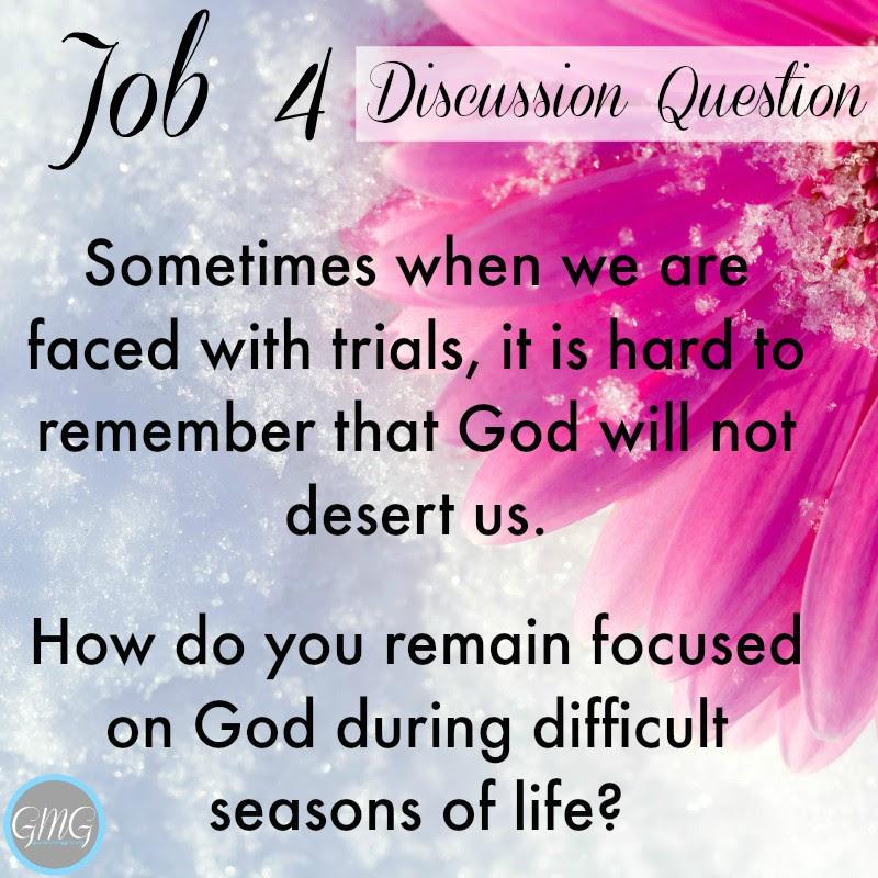 Trials and Gods promises