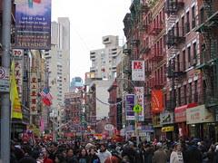 Chinese New Year, NYC