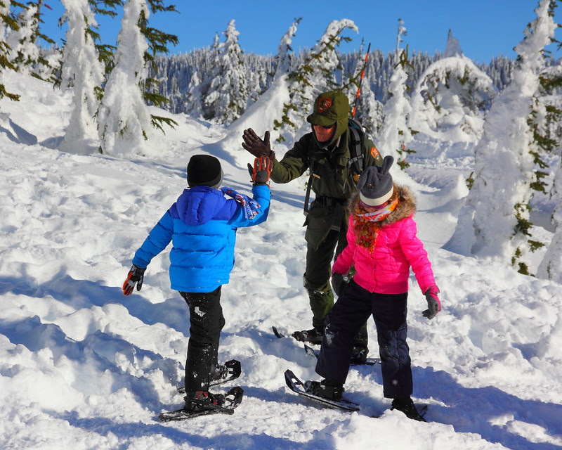 IMG_0225 Ranger-Led Snowshoe Walk