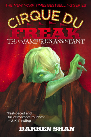 The Vampire's Assistant (Cirque Du Freak, #2)