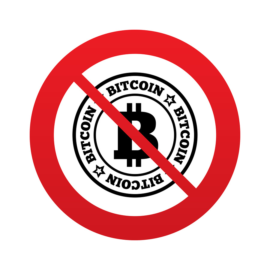 Image result for ban bitcoin