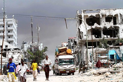 Fighting is continuing between the US-backed AMISOM forces and the Al-Shabab Islamic resistance movement in the capital of Mogadishu, Somalia. Kenya has also invaded the country in the last several days. by Pan-African News Wire File Photos