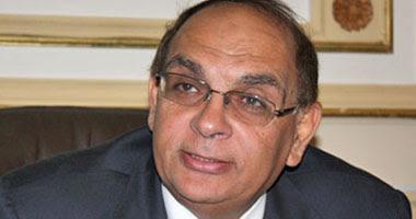 الدكتور حسين خالد وزير التعليم العالى