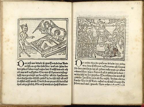 Buch der Kunst dadurch der weltliche Mensch mag geistlich werden - Johann Bämler 1477 a