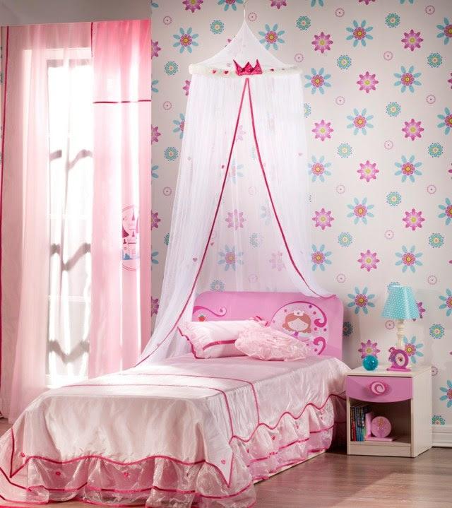 papierpeint9: papier peint chambre fillette