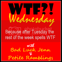 Bad Luck Jenn - WTF Linkup