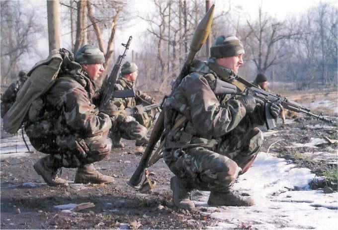 rusia army