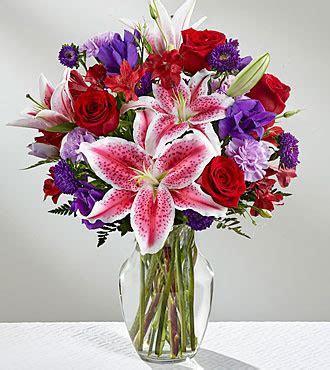 FTD Stunning Beauty Bouquet at Pesches Flower Shop