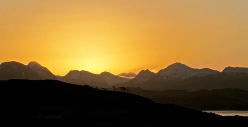 Custard Sunrise by Traigh Mhor