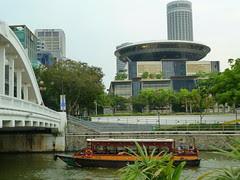 The amazing Boat Quay of Singapore