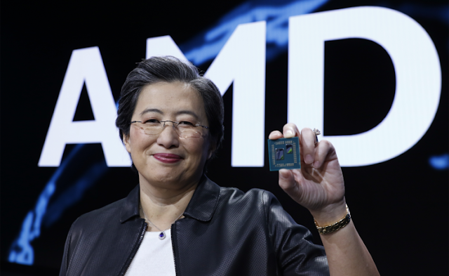 AMD Closes At New Record High – Is This The Most Overvalued Chip Stock On The Market?